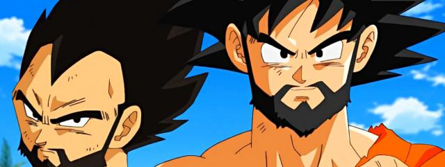 goku-barba-vegeta-barba-dragon-ball-figuras